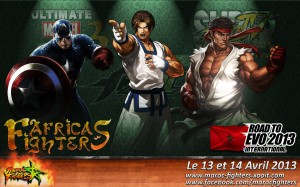 Africa fighters